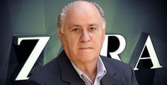 Omancio Ortega, the founder and chairman of Zara is the Richest Man in the World…