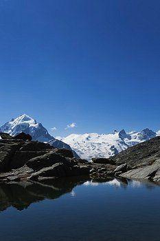 Bernina. Engadin, Graubünden, Switzerland