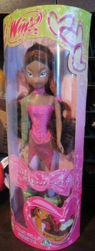 """WINX CLUB ON ICE 12"""" """"AISHA"""" COLLECTOR DOLL FIGURE by Rainbow. $64.99. 12"""" WINX CLUB ON ICE """"AISHA"""" Doll. Highly Detailed. Includes Doll, Outfit, and Ice skates. 12"""" WINX CLUB ON ICE """"AISHA"""" Doll"""