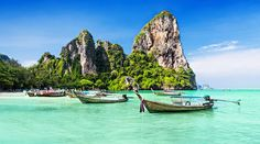 Razones por las que debes viajar a Tailandia