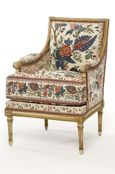 1780 French Bergère