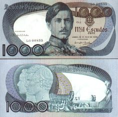 €~Portugal 1000 Escudos