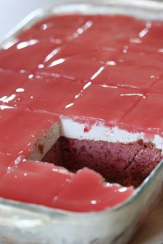 Guava Cake a local favorite from Hawaii.