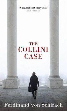 """Ferdinand von Schirach - """"The Collini Case"""""""