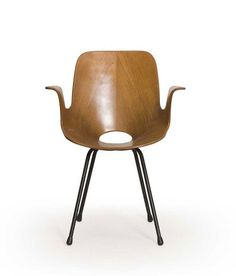 Medea Chair by Vittorio Nobili,