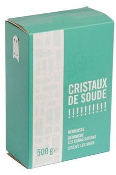 Les cristaux de soude pour raviver la blancheur Tips & Tricks, Diy Recycle, Natural Cleaning Products, Clean House, Good To Know, Cleaning Hacks, Clever, Household, Personal Care
