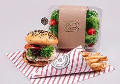 Bouch Burger Bistro Branding by Firmalt   Inspiration Grid   Design Inspiration