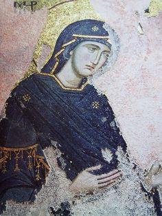 Mother of God Choir, Madonna, Mona Lisa, Romania, Mosaics, Istanbul, Artwork, Tile, Painting