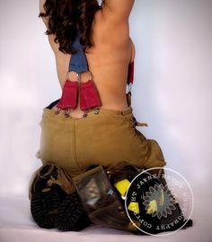 fireman gear boudoir-  Copyright Jayne Reece Photography 2013