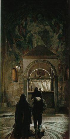 Romeo and Juliet (1968)- Wedding scene...definitely one of my fav scenes in any movie