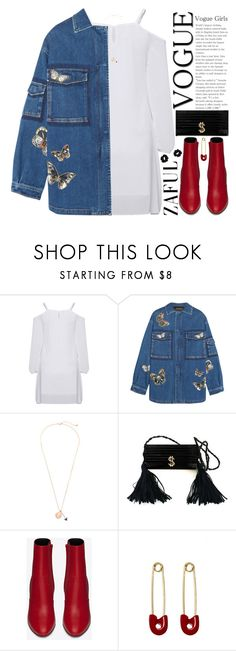 """""""you owe it to yourself to keep moving forward"""" by exco ❤ liked on Polyvore featuring Valentino, Yves Saint Laurent, Kristin Cavallari, American Apparel, clean, organized and zaful"""