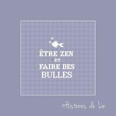 Histoires de lin-être zen et faire des bulles-cross stitch-Point de croix-punto de cruz-Embroidery