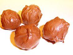 Himmlische Süßigkeiten: Koshian Trüffel Pralinen