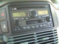 2005 Honda Pilot EXL, EX radio wiring diagram 2005
