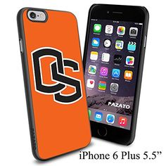 """NCAA OS STATE , Cool iPhone 6 Plus (6+ , 5.5"""") Smartphone Case Cover Collector iphone TPU Rubber Case Black Phoneaholic http://www.amazon.com/dp/B00VVNM9OU/ref=cm_sw_r_pi_dp_Wp3nvb0PQB53A"""