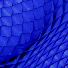 Old Fashioned Honeycomb Paper in Cobalt Blue ~ 1 Sheet
