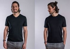 "A Canadian clothing brand has created ""the ultimate travel hack"" by designing travel clothes that can be worn every day for up to two weeks without washing."
