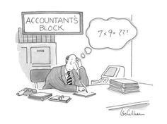 If you are an accountant you can appreciate this.