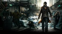 cool Video Game watch dogs HD