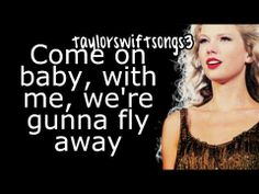 Taylor Swift turned a mother's painful words of loss into a song. Don't listen unless you are prepared to cry like a baby. Out of all of the female celebrities out there, TS is a true role model for girls.