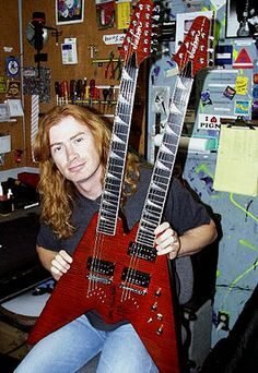 Dave Mustaine. . The first production run of 32 Y2KVs was started in January 2000. These were assembled between March and August. 80 more were started in September 2000 and 33 more in December.