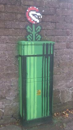 Awesome electricity junction box!