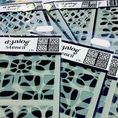 @luluartstore posted to Instagram: Dylusions Dyalog Stencils 2pk - Border It, Doodle it, Stencil it - 9.25x8.25 www.luluart.com.au  . . . #ranger #dyanreaveley #stencil #dylusions #dyalog #borderit #stencils #dyalog #dyalogstencils #stencilit #doodleit #luluartstore #artstore #australianartstore Australian Art, Art Store, Medium Art, Mixed Media Art, Ranger, Stencils, Doodles, Instagram, Products