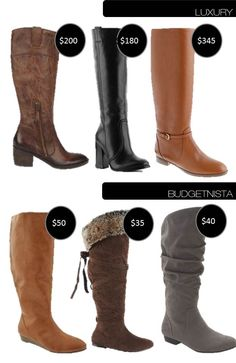 The Curvy Girl's Guide to Style: The Wide Calf Boot Edition