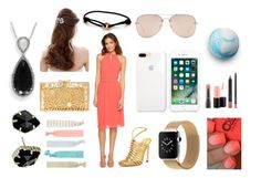 """""""Summer"""" by summer0705 ❤ liked on Polyvore featuring MICHAEL Michael Kors, Gucci, Charlotte Olympia, Accessorize, CHARLES & KEITH, Cartier, Kendra Scott, Lavish by TJM and MAC Cosmetics"""