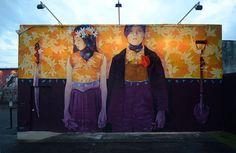 INTI - Street Art