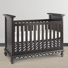 Wakefield 3 in 1 Convertible Crib 52540404 by Bassett Furniture in Portland, Lake Oswego, OR Rock A Bye Baby, Modern Crib, Paint Color Schemes, Lake Oswego, Convertible Crib, Interior Paint Colors, Baby Cribs, Cottage Style, Living Room Furniture