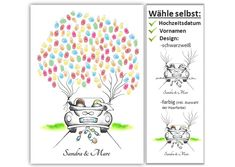 1000 images about wedding present on pinterest just married car hochzeit and just married. Black Bedroom Furniture Sets. Home Design Ideas