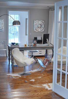 DSC 0073 - Eclectic - Home office - Photos by D2 Interieurs | Wayfair