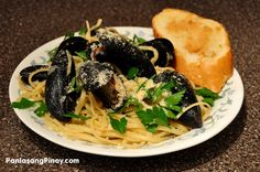 This Linguine with Mussels recipe is a awesome. It is easy to prepare, budget friendly, and delicious.