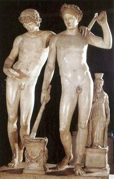 Wk San ildefonso group (school of pasiteles) Easy Rider, Roman Republic, Visual Aids, Roman Art, Style Guides, Opera, Statue, Group, School