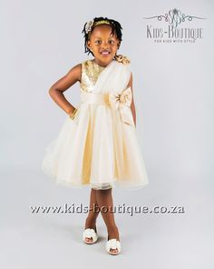 Gold Sequence Dress Party Dresses, Girls Dresses, Wedding Dresses, Flower Girls, Flower Girl Dresses, Gold Sequence Dress, Kids Boutique, Flowers, Style