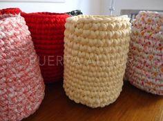 Bowls de tela
