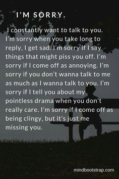Cute Missing You Quotes & Sayings - Missing Someone (With Images) - Relationship Quotes - # Cute Missing You Quotes, Cute Miss You, Missing Someone Quotes, Cute Love Quotes, Romantic Love Quotes, Love Yourself Quotes, Love Quotes For Him, Missing You Quotes For Him Distance, Apology Quotes For Him
