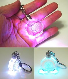 Shed a little light the next time you make a deal with the devil. These bright keyrings feature Sebastian's contract seal which not only look amazing but will give you a beautiful explosion of light during those failed attempts at opening the door in the dark. #blackbutler #kuroshitsuji #anime