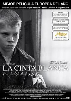 Cinelodeon.com: La cinta blanca. Michael Haneke.