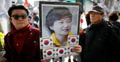 South Korea Removes President Park Geun-hye,  The president's ouster, after months of turmoil over a corruption scandal, is expected to shift the country's politics to the opposition on the left.