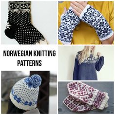 Norwegian knitting patterns conjure images of cozy nights by the fireside. It's easy to see why: Freezing Norwegian winters are not for the faint of heart. But we have a feeling you'll feel so cozy wearing these Norwegian knitting patterns that you'll want to keep them on all year long.