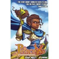 A Mighty Girl's collection of empowering fairy tales and folktales starring clever and courageous girls --Princeless: Save Yourself