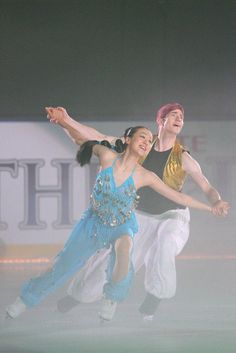 「 A Whole New World」THE ICE 2011