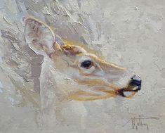Deer Illustration, Illustrations, White Tail, Wildlife Art, Animal Paintings, Pet Portraits, Painting & Drawing, Giraffe, Moose Art