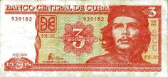 Bank note from Cuba.