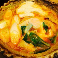 Kimji soup