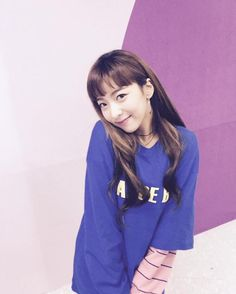 Today is her birthday - goddess Luna! South Korean Girls, Korean Girl Groups, Krystal, Victoria, Celebrities, Park, Birthday, Music, Fashion