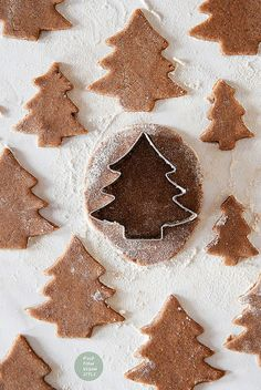 Gluten-free & vegan gingerbread cookies | Wegańskie piernicz… | Flickr