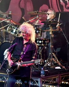 Brian May and Roger Taylor | Source: Zimbio / Kevin Winter / Getty Images North America